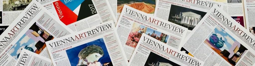 VIENNA ART REVIEW   PERIODICAL PUBLICATION ABOUT LEADING